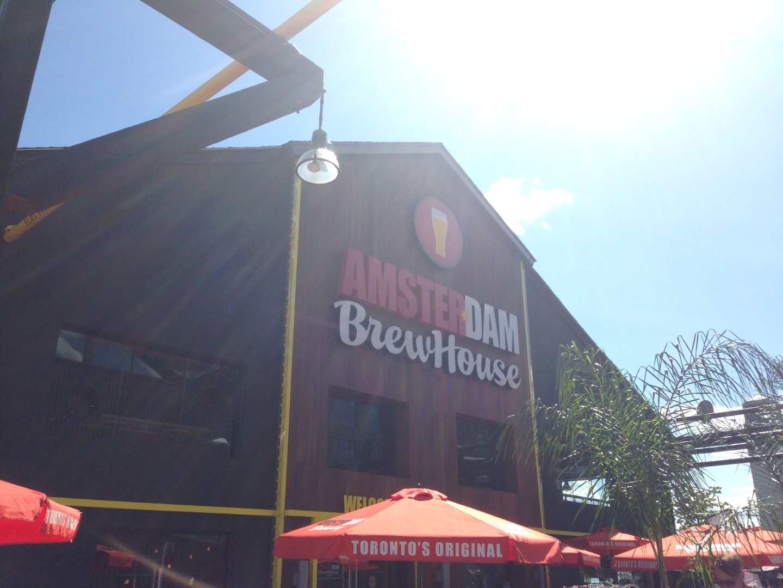 2013 Toronto – Amsterdam Brewing