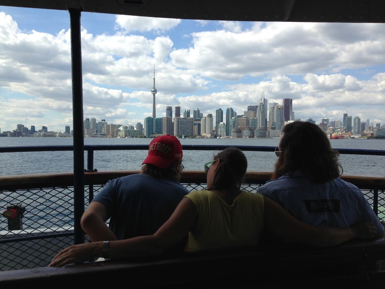 2013 Toronto – Wards Island