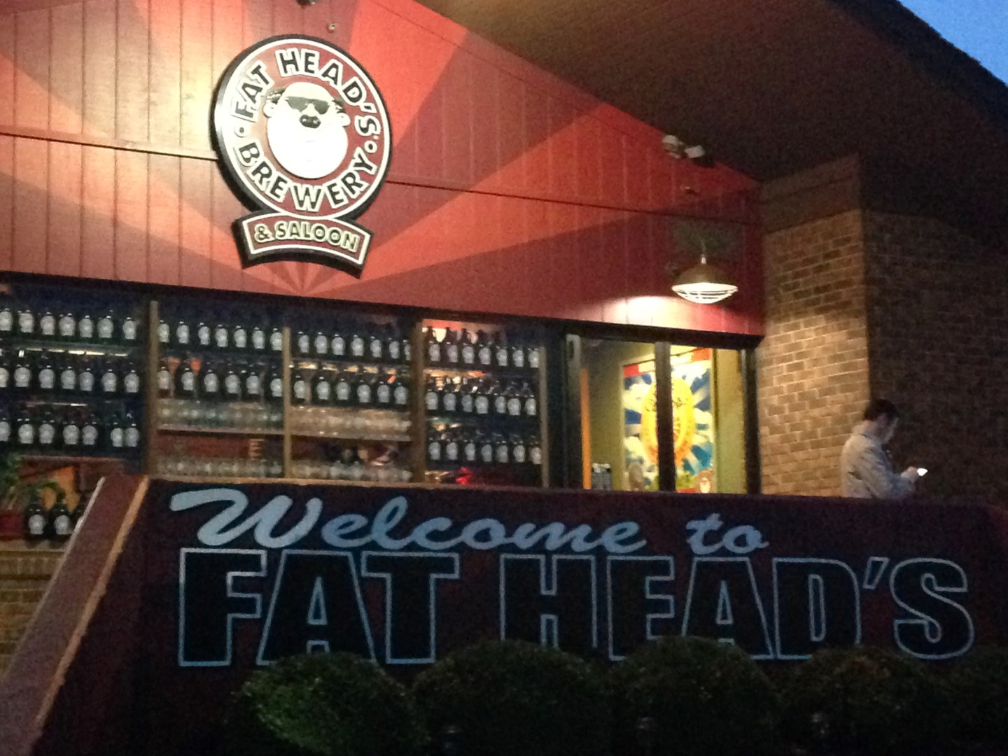 2014 Road Trip – Fat Head's Brewery and Tap House
