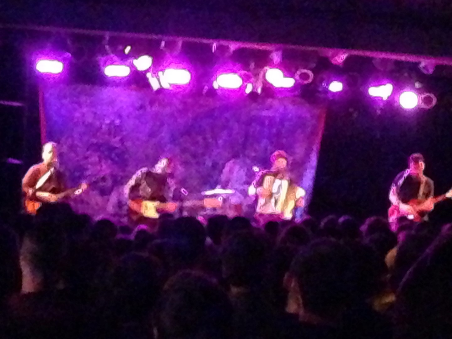 meWithoutYou @ Bottom Lounge