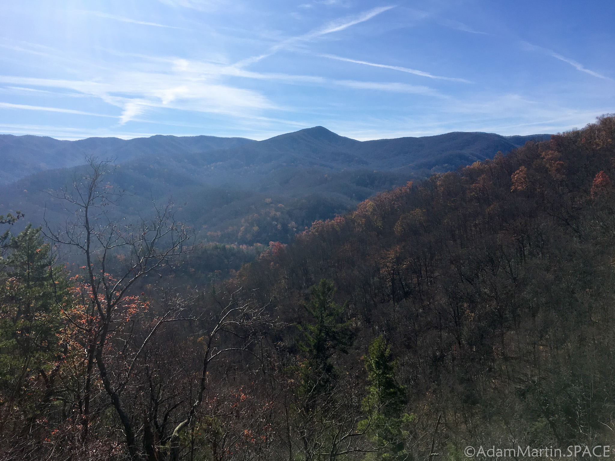 Great Smoky Mountains National Park – Laurel Falls