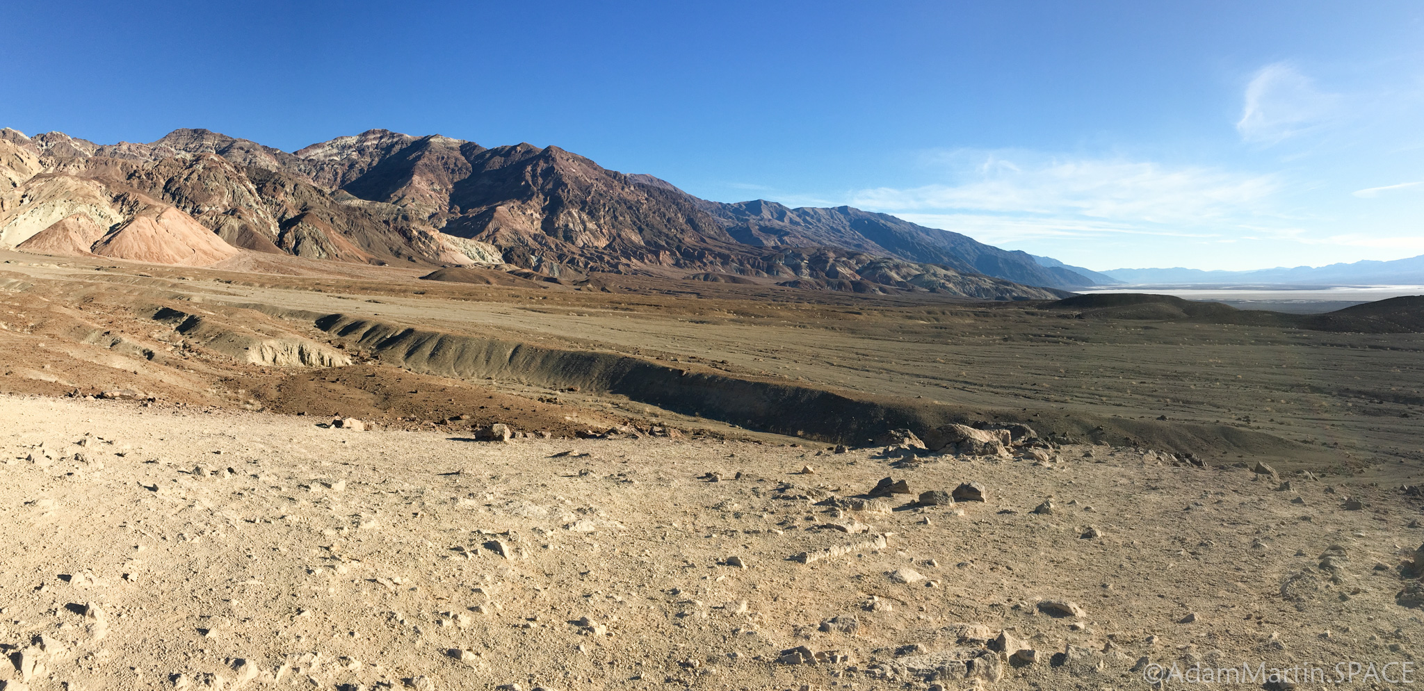 Death Valley – Artists Drive