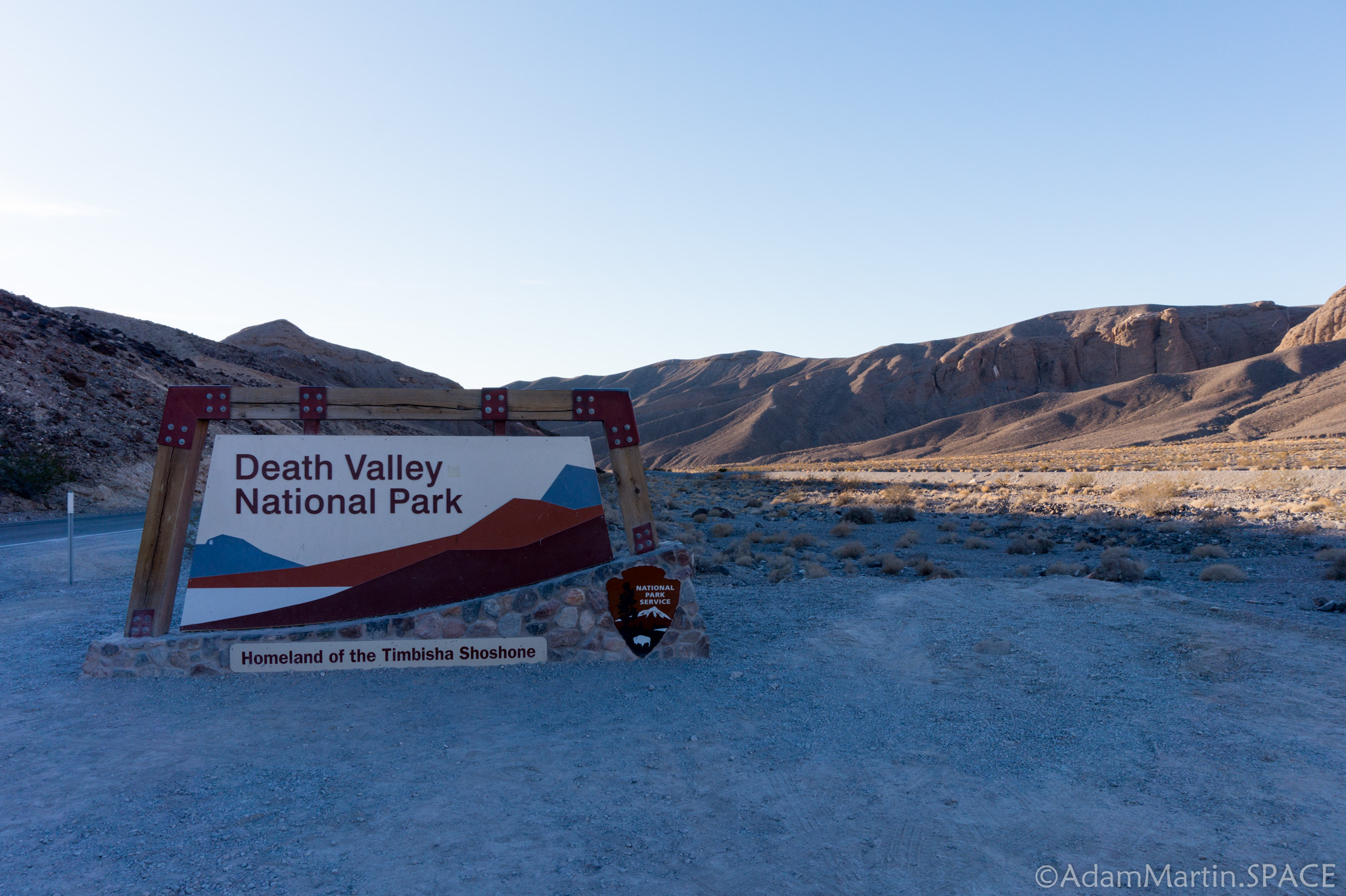Death Valley – Furnace Creek