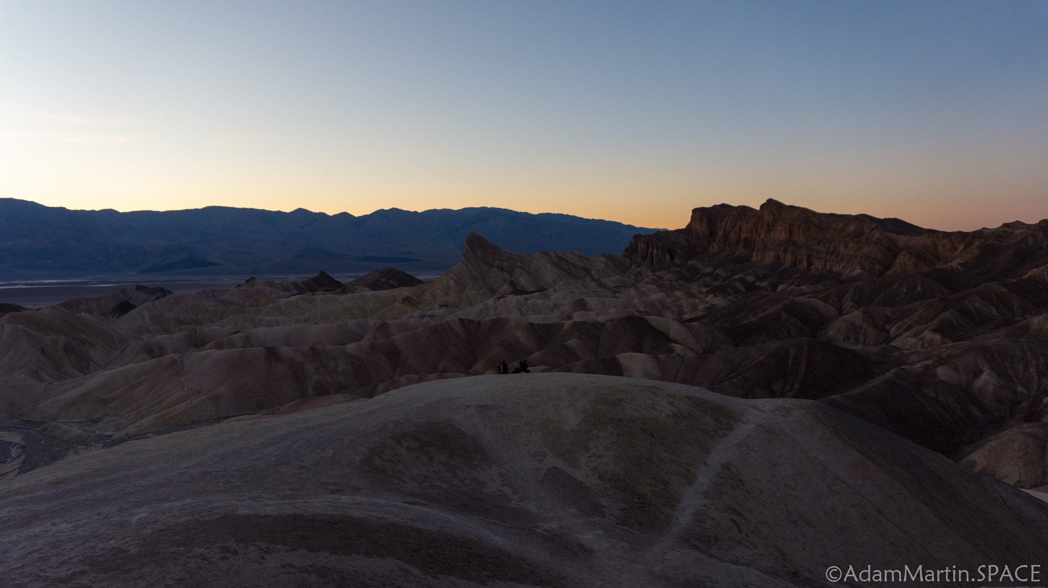 Death Valley – Zabriskie Point