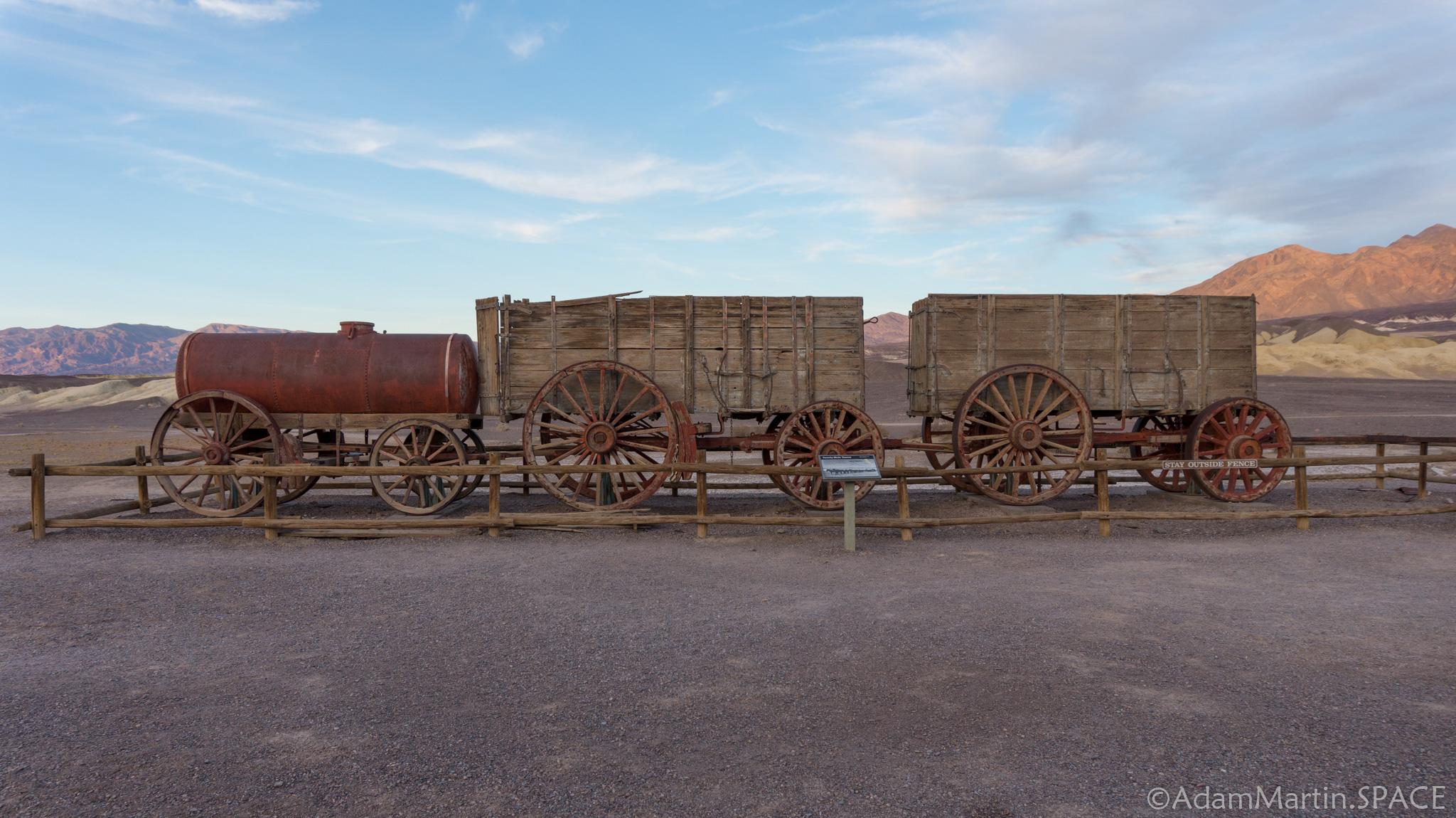Death Valley – Harmony Borax Works