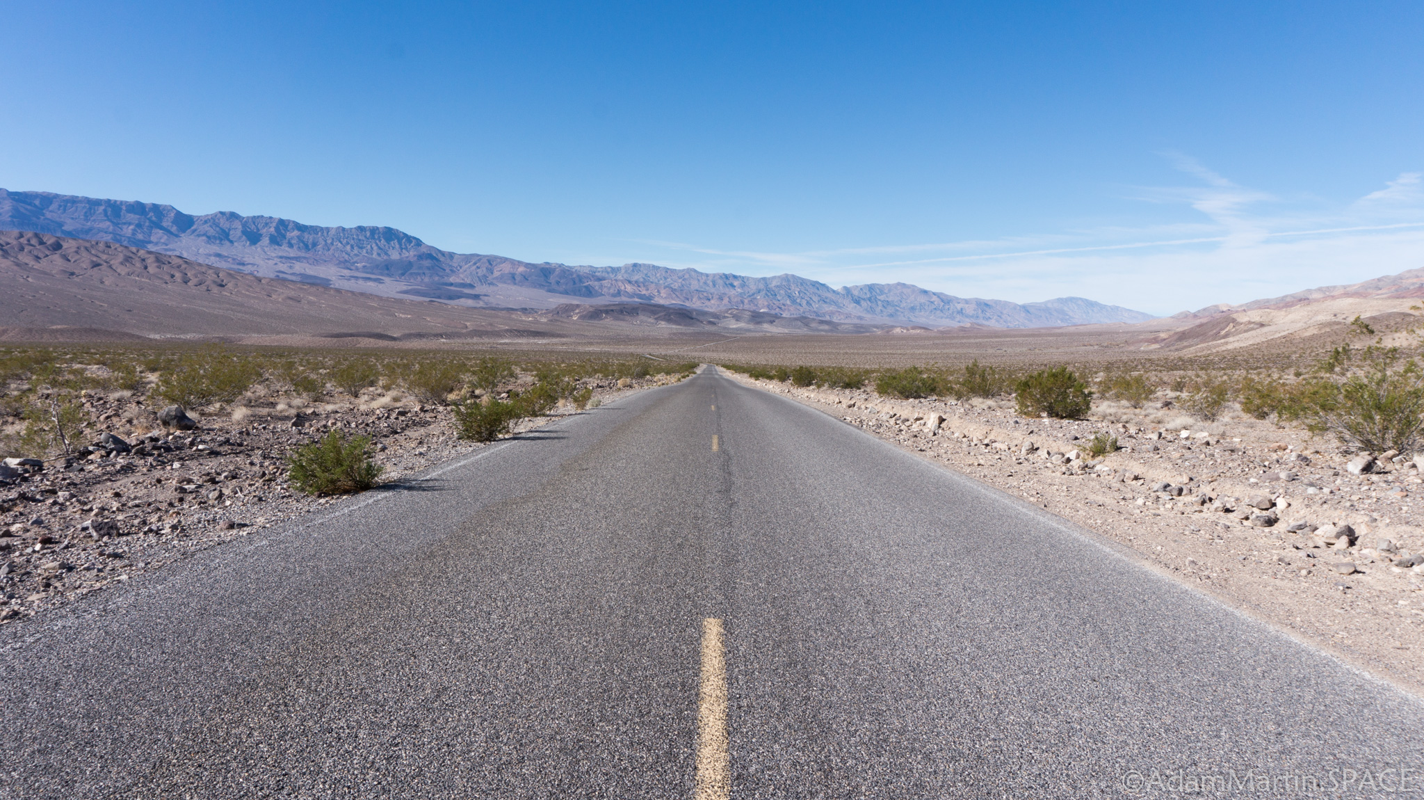 Death Valley – Road to Panamint Springs