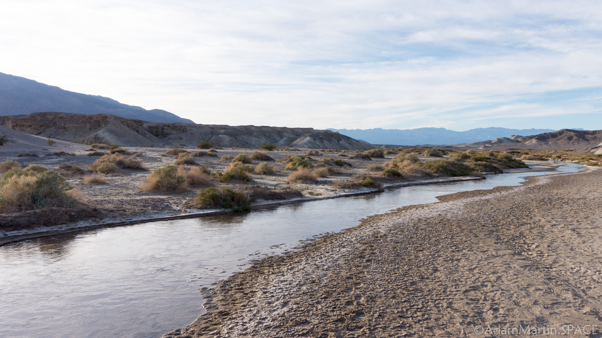 Death Valley – Salt Creek Interpretive Trail