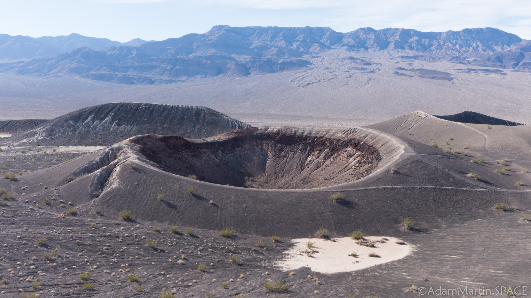 Death Valley – Ubehebe Crater
