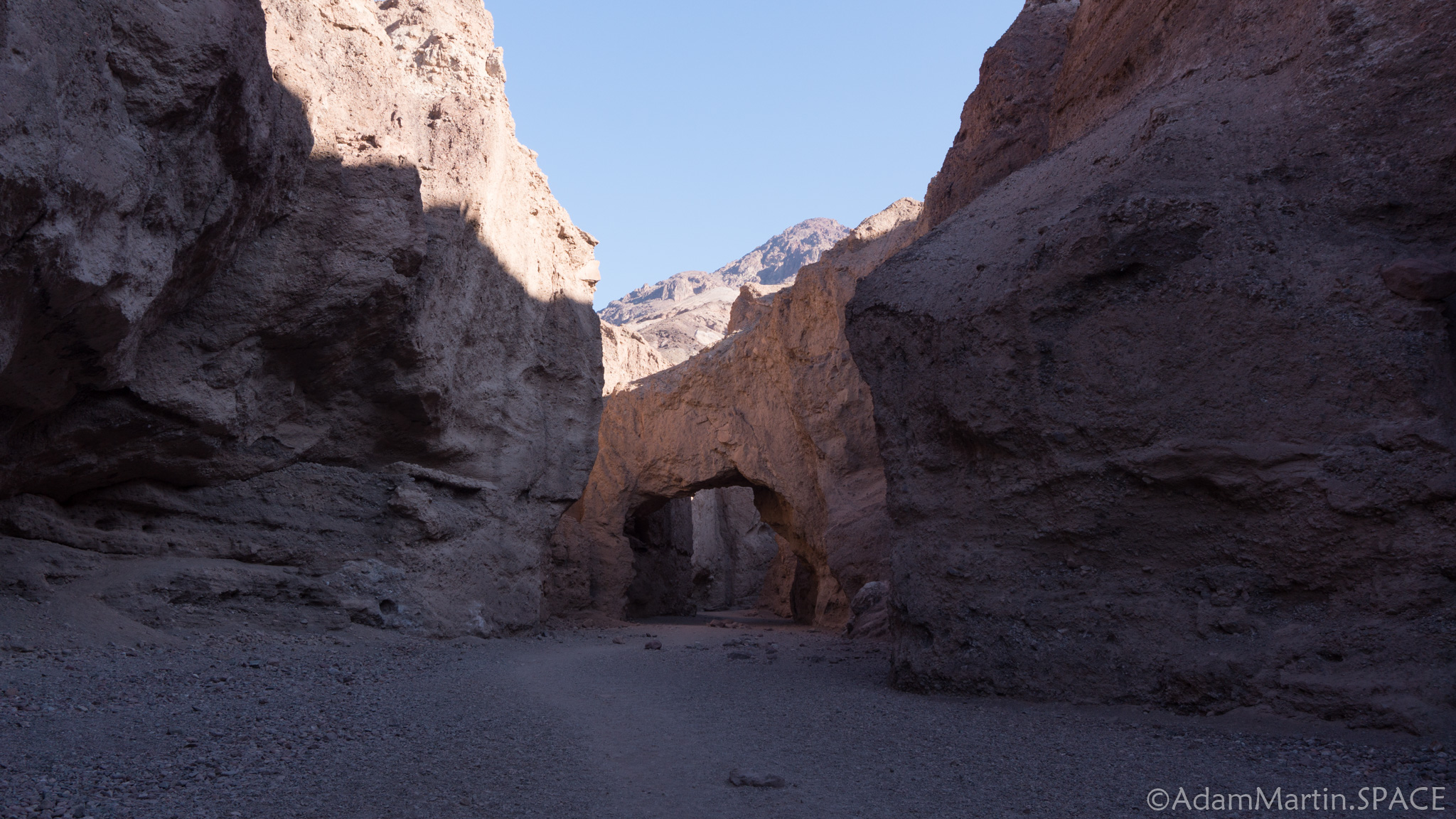 Death Valley – Natural Bridge