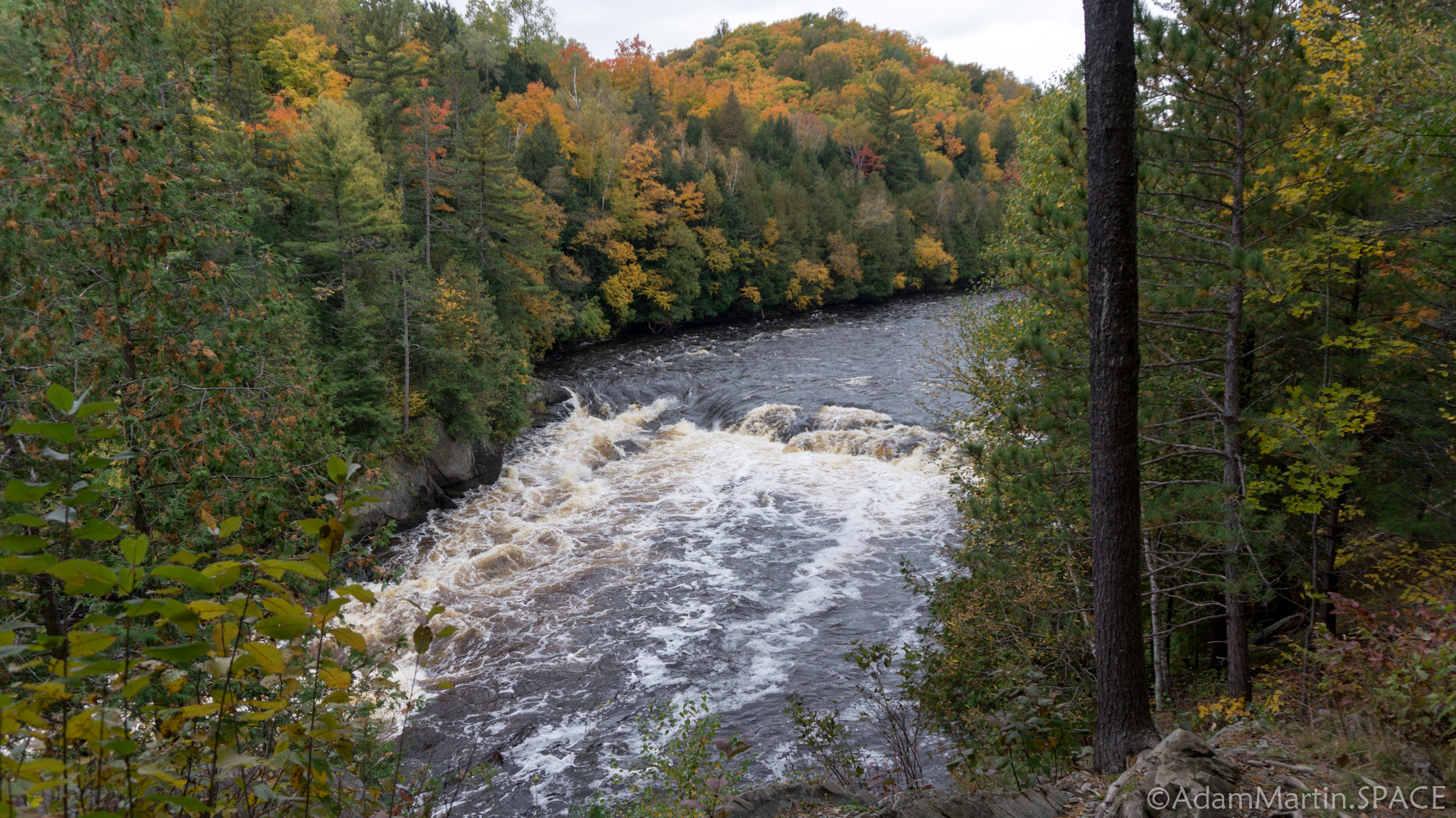 Menominee River State Recreation Area