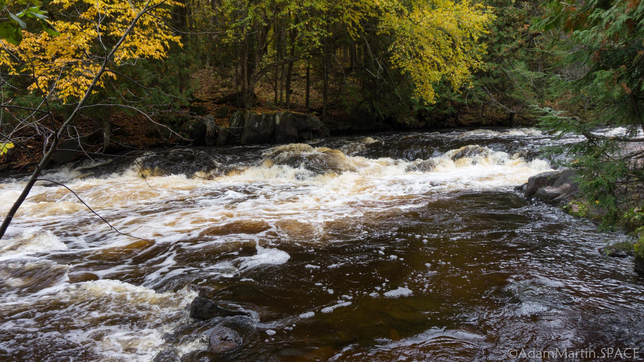 Bagley Rapids
