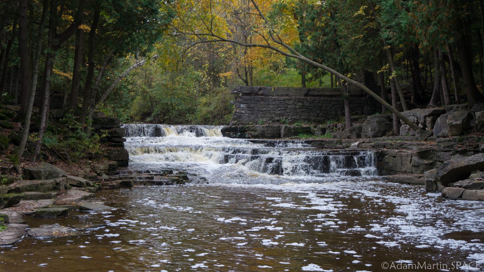 Devils River Falls