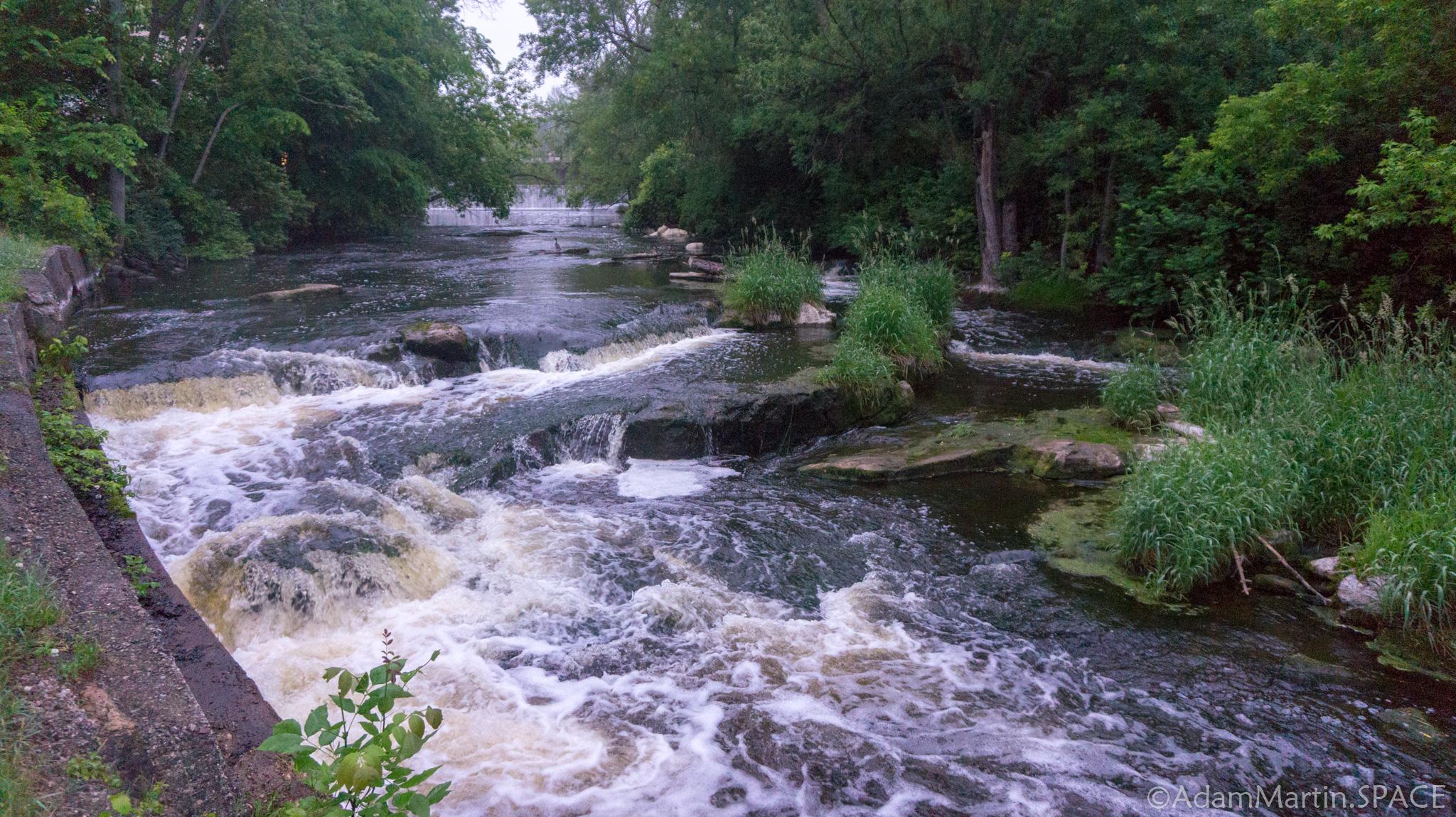 Cedarburg Falls