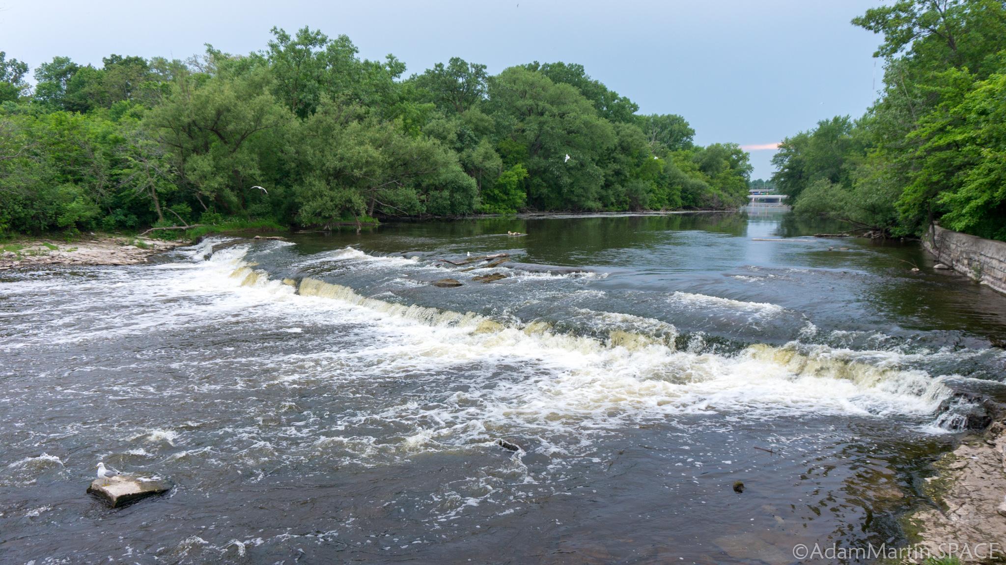 Estabrook Falls