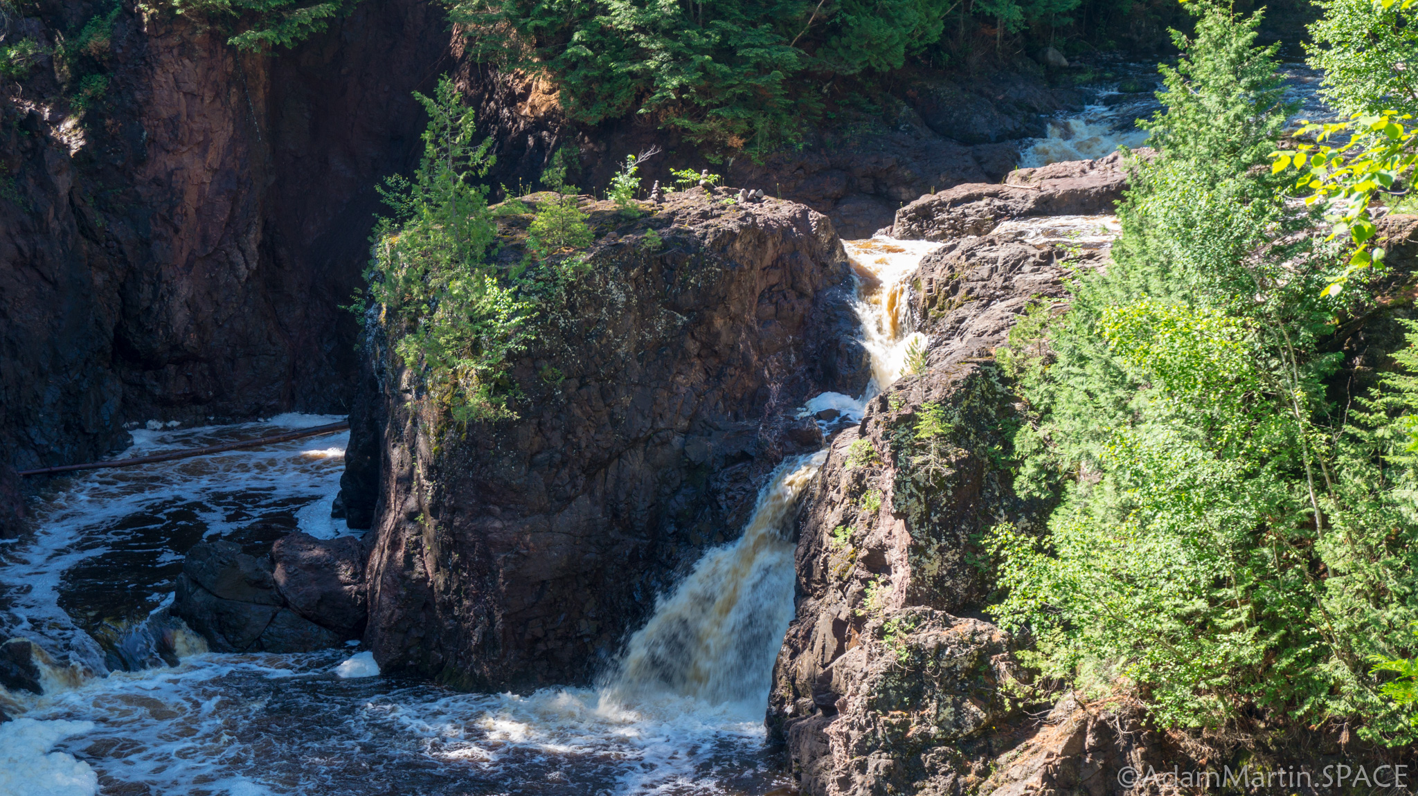 Copper Falls State Park – Part One