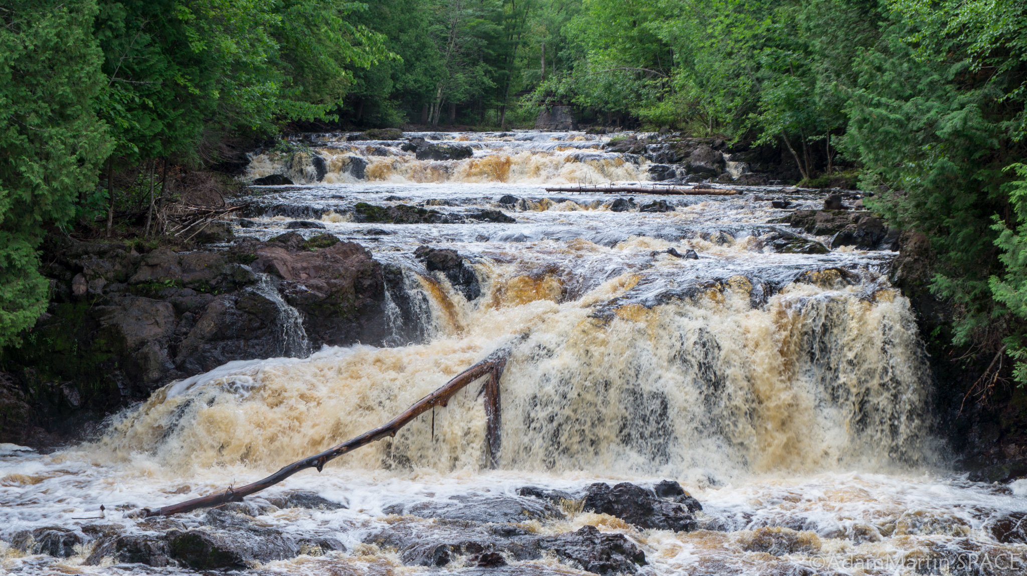 Copper Falls State Park – Part Two