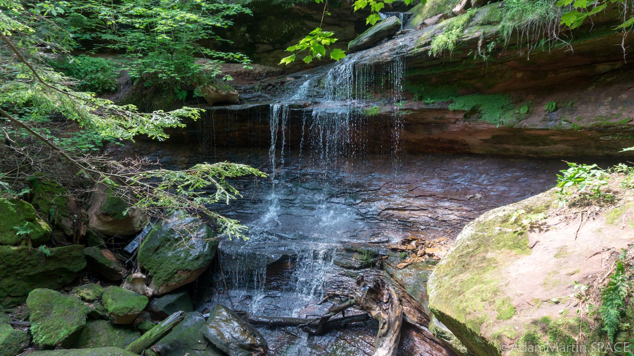 Houghton Falls / Echo Dells Falls