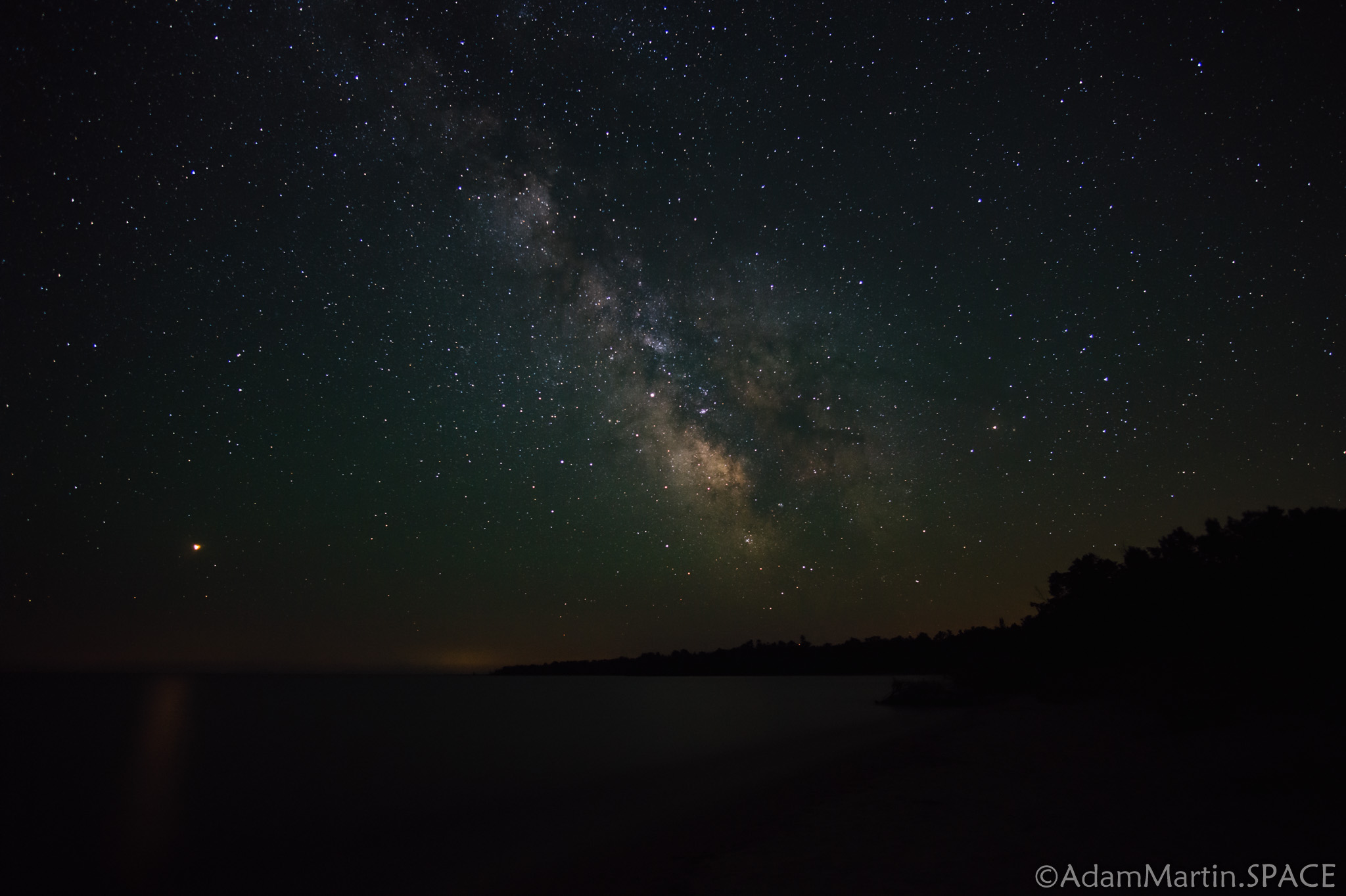 Newport State Park – Astrophotography