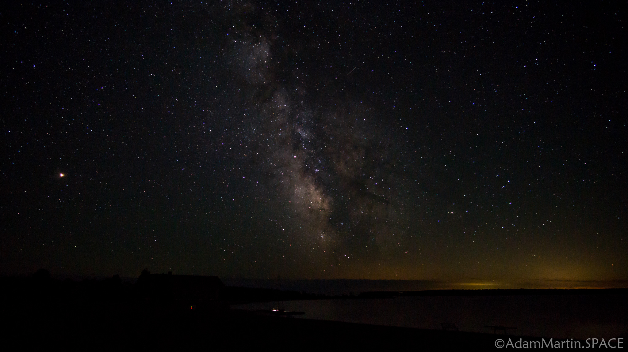 Rock Island State Park – Astrophotography