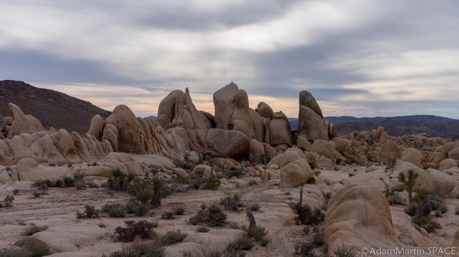 Joshua Tree – Arch Rock