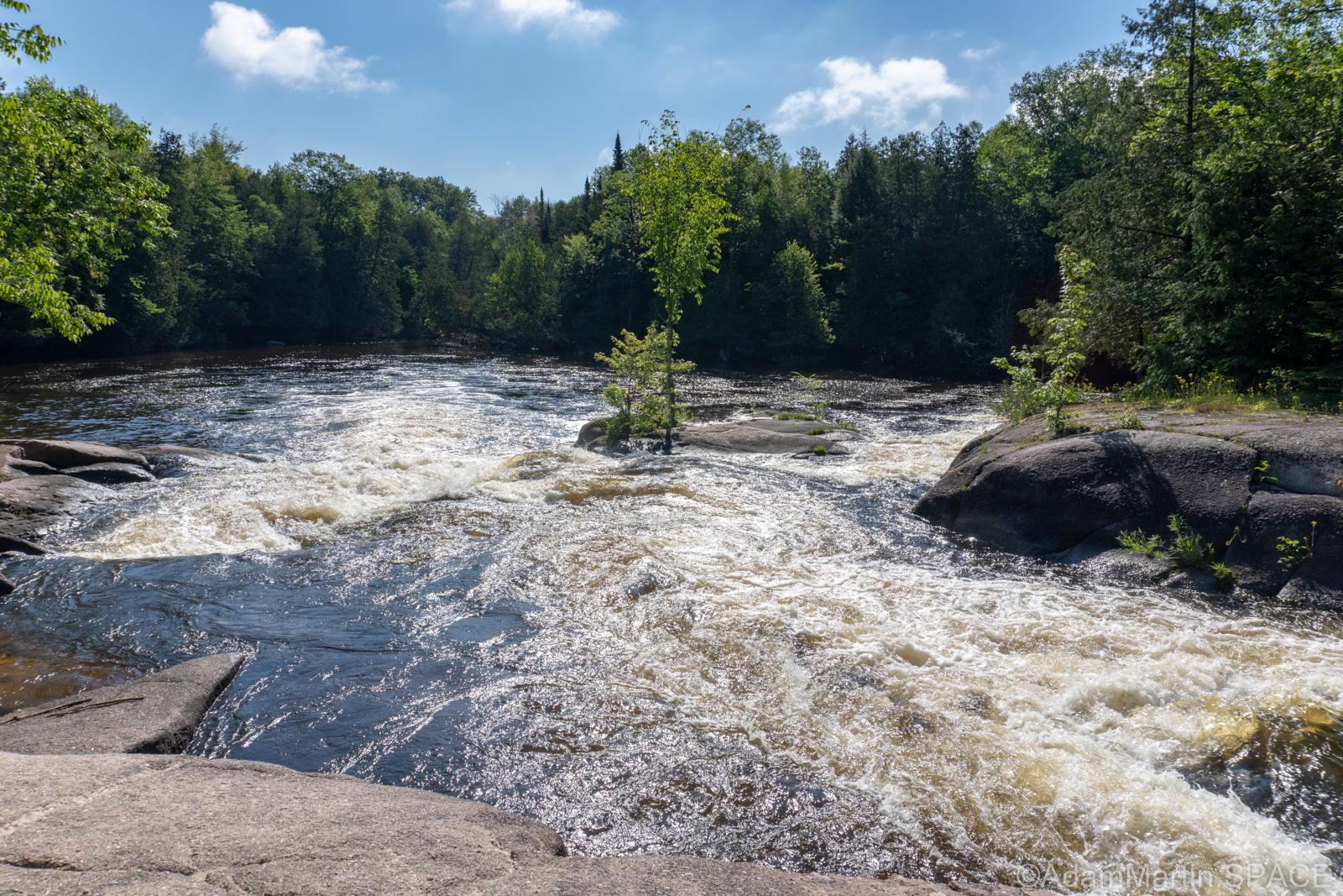 Gilmer Falls