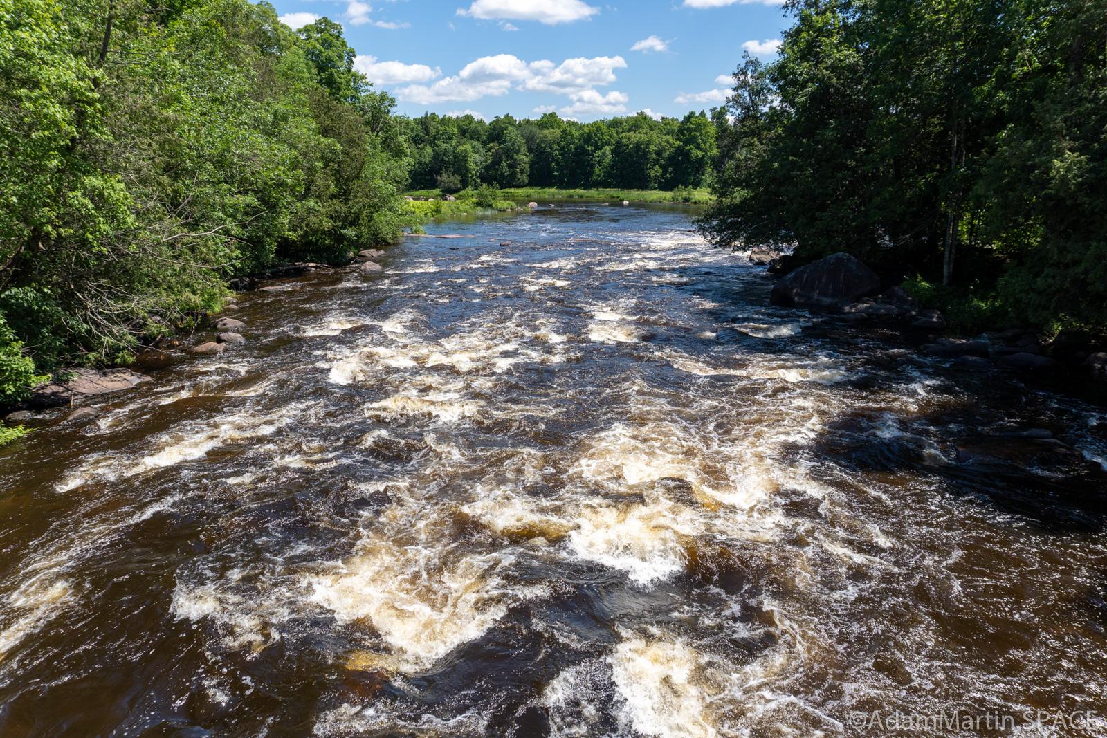 Pissmire Falls