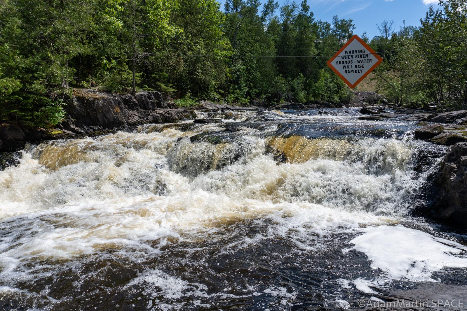 Breakwater Falls