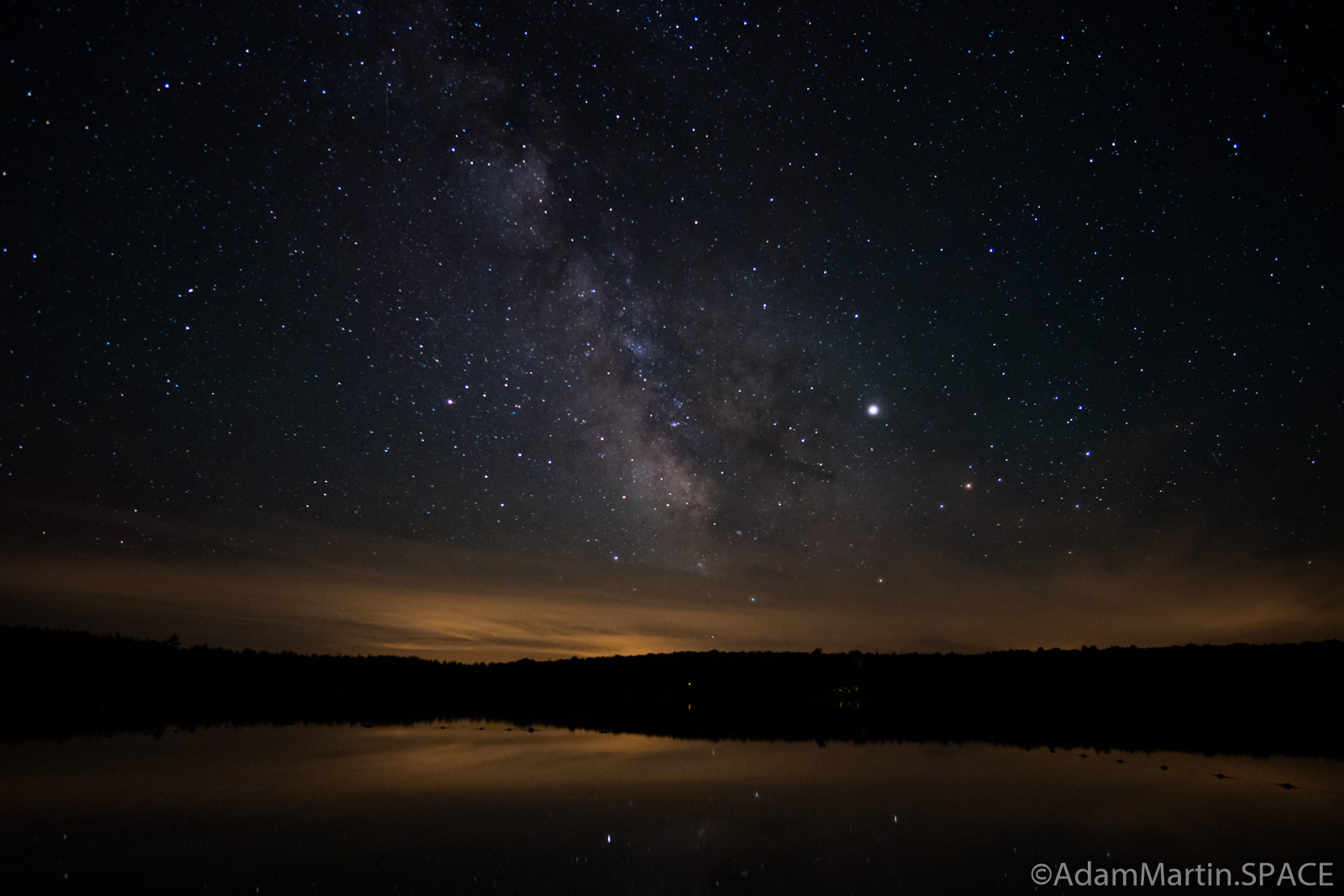 Lost Lake Astrophotography