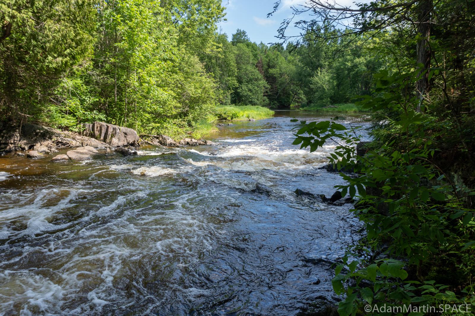 Washburn Falls