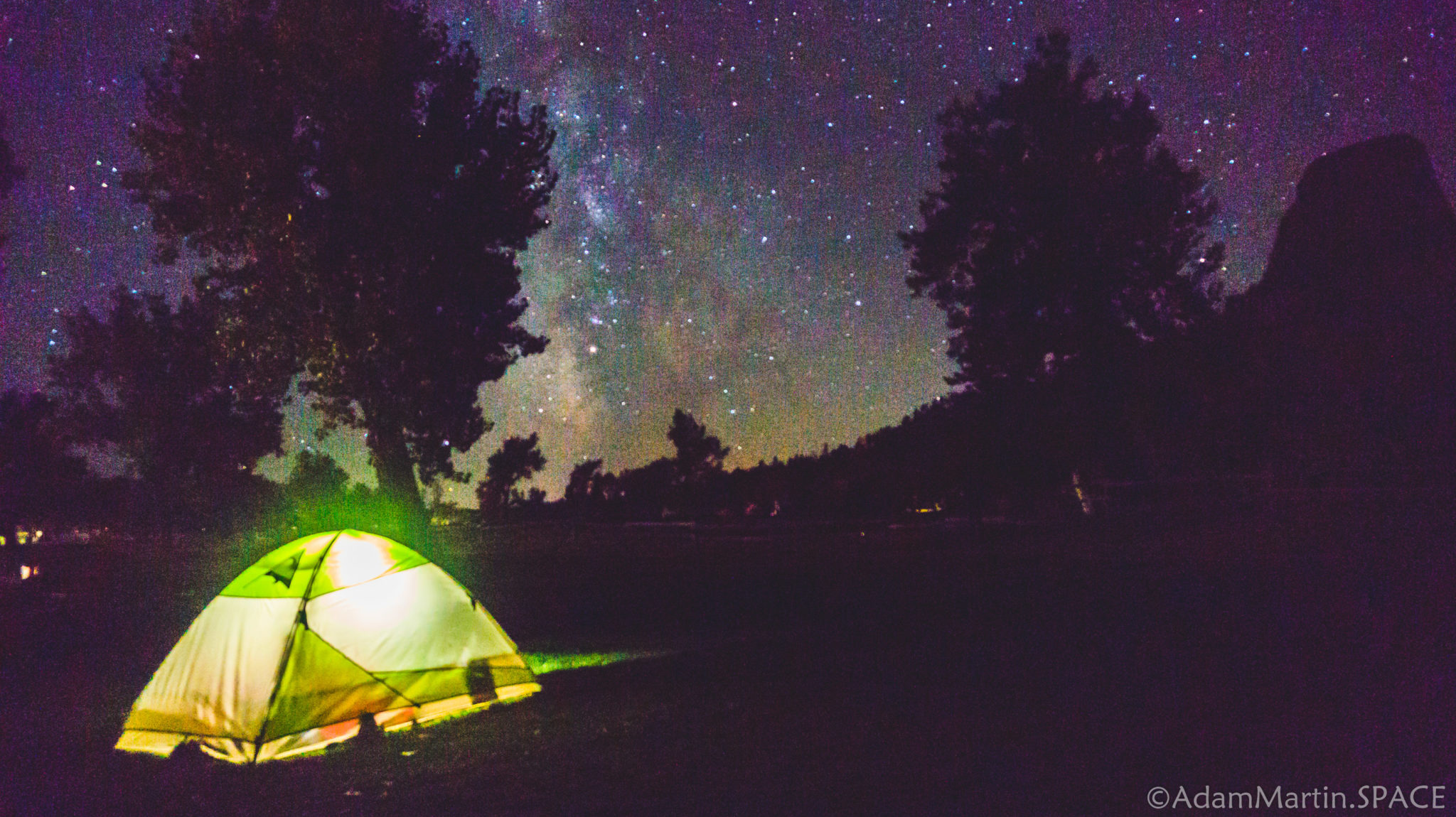 2016 Road Trip Astrophotography