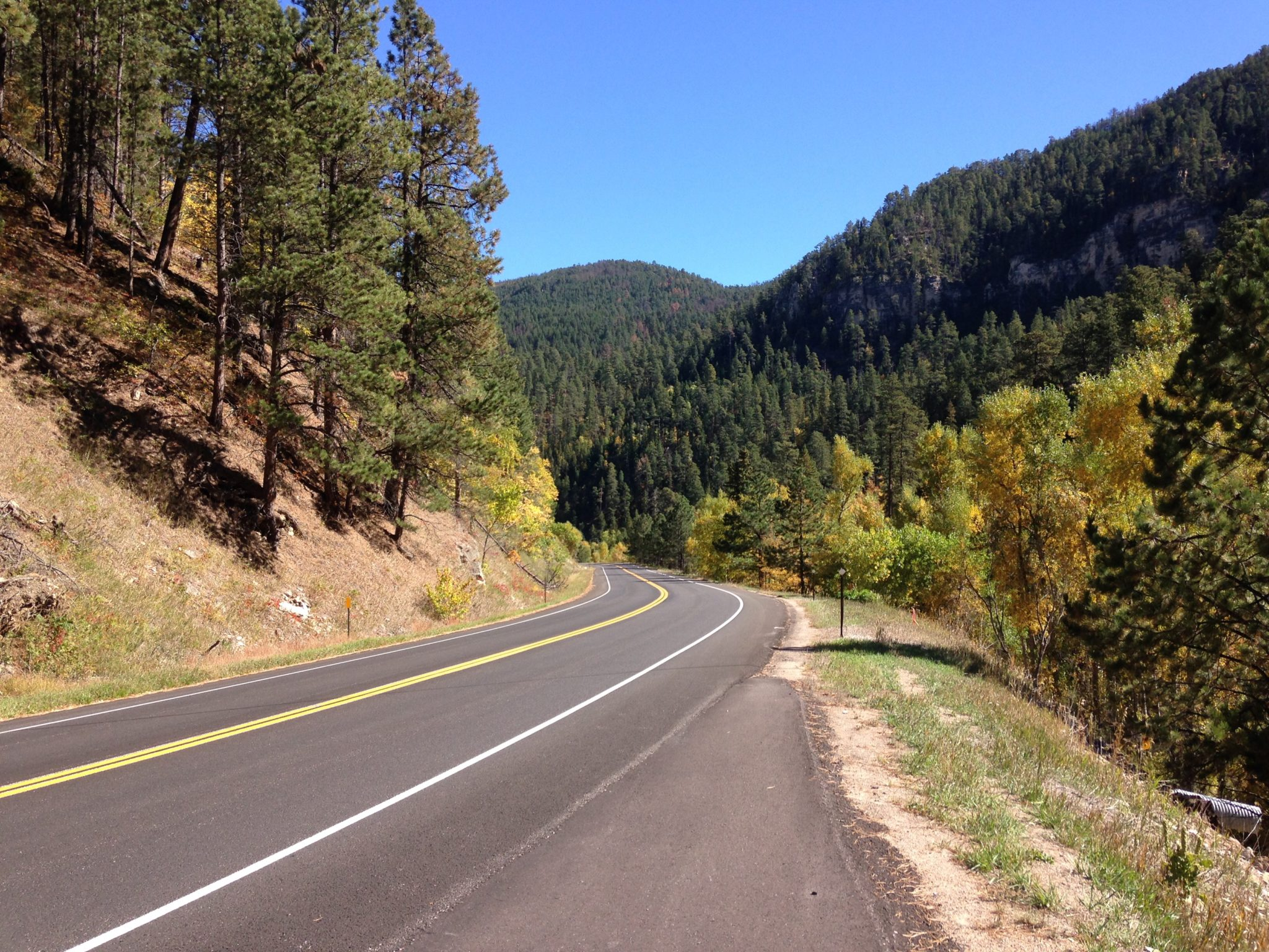 2016 Road Trip – Spearfish Canyon Scenic Byway