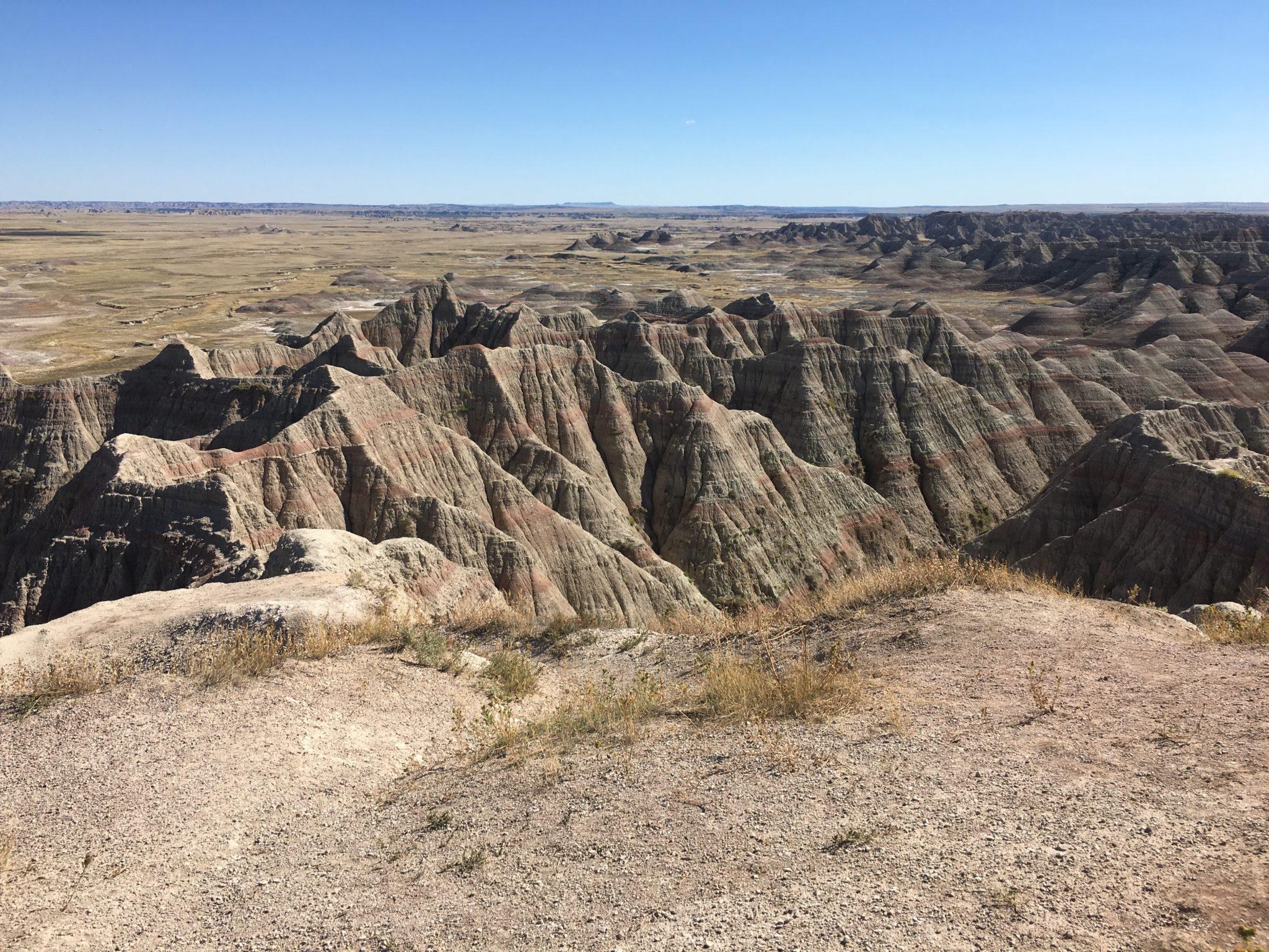 Badlands National Park – Part 1