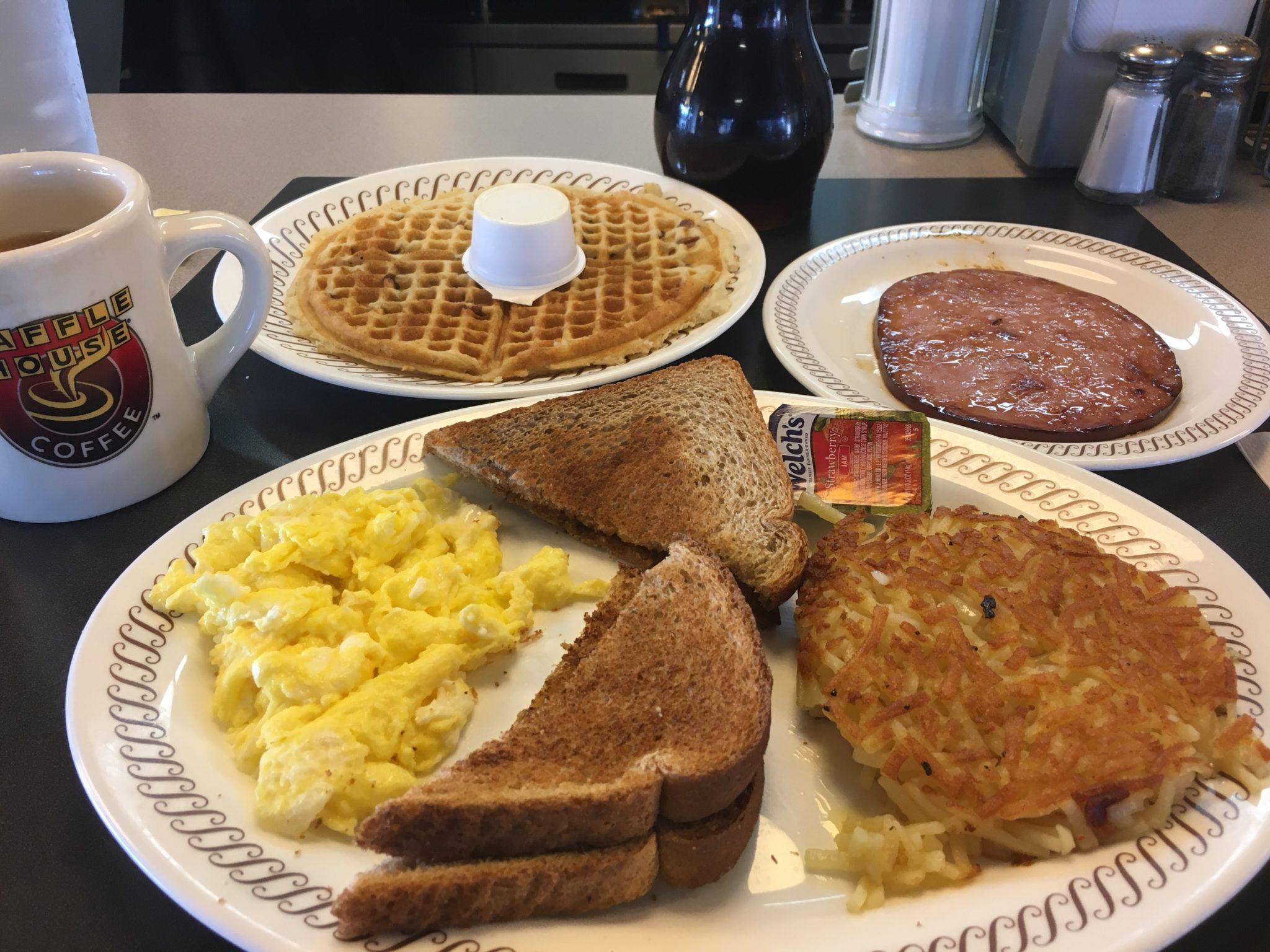 Kansas City Waffle House